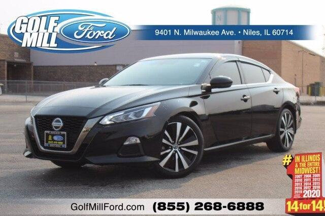 2019 Nissan Altima Vehicle Photo in Plainfield, IL 60586