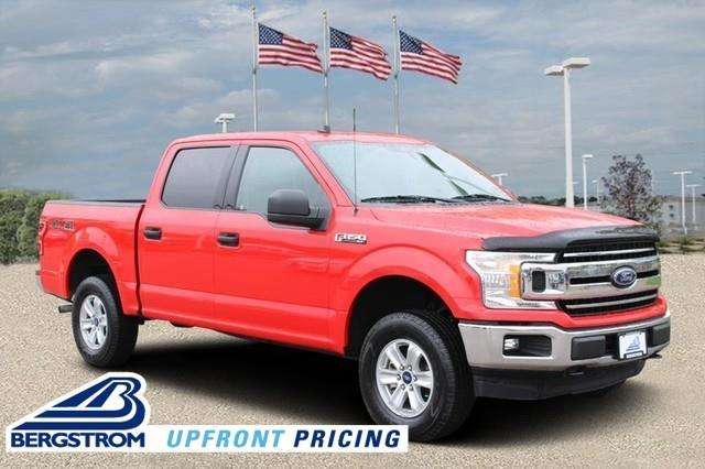 2019 Ford F-150 Vehicle Photo in Madison, WI 53713