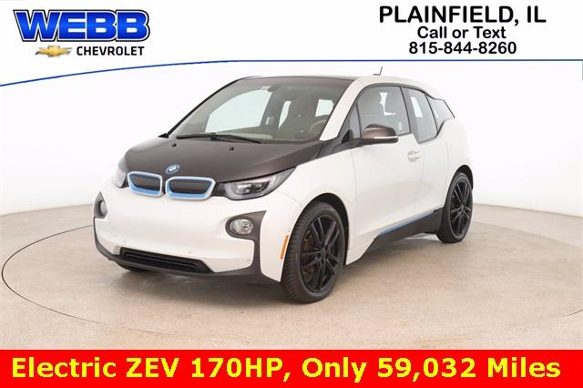 2015 BMW i3 Vehicle Photo in Plainfield, IL 60586-5132