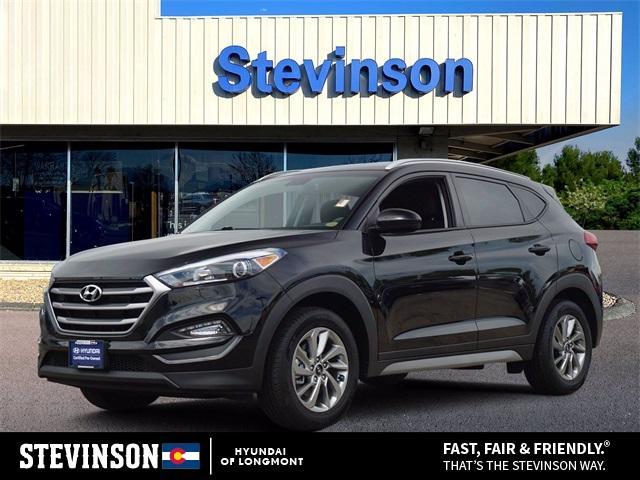 2018 Hyundai Tucson Vehicle Photo in Longmont, CO 80501