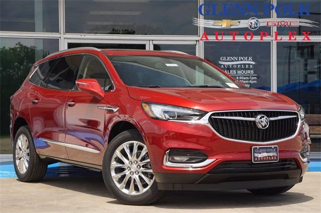 2021 Buick Enclave Vehicle Photo in Gainesville, TX 76240
