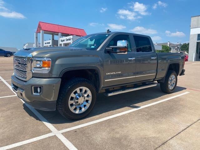2018 GMC Sierra 2500HD Vehicle Photo in Fort Worth, TX 76116