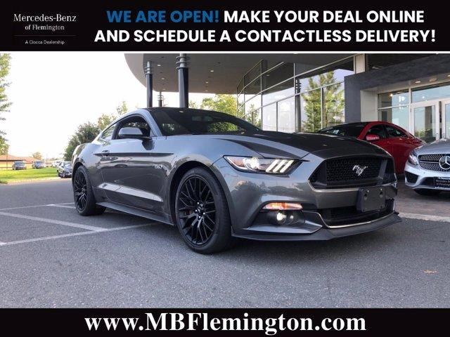 2017 Ford Mustang Vehicle Photo in Flemington, NJ 08822