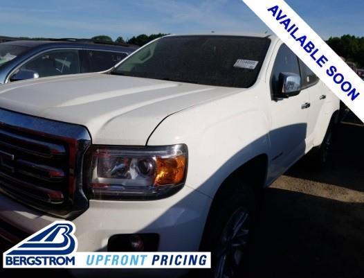 2018 GMC Canyon Vehicle Photo in APPLETON, WI 54914-4656