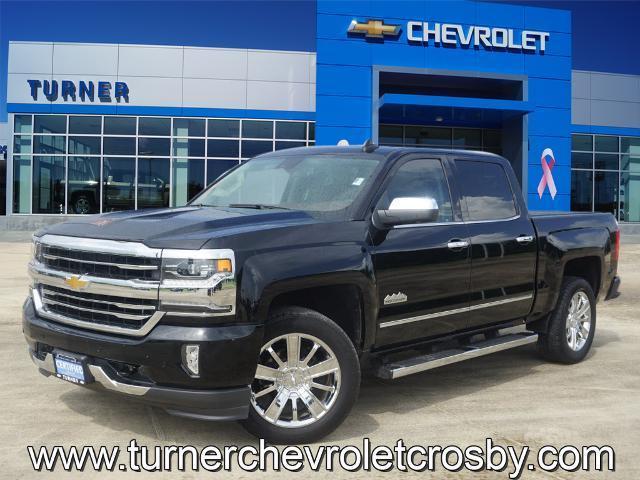 2018 Chevrolet Silverado 1500 Vehicle Photo in CROSBY, TX 77532-9157