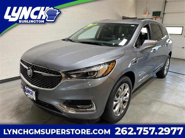 2021 Buick Enclave Vehicle Photo in Burlington, WI 53105