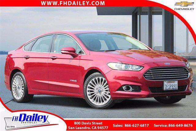 2014 Ford Fusion Vehicle Photo in SAN LEANDRO, CA 94577-1512