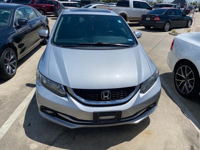 2015 Honda Civic Sedan Vehicle Photo in Grapevine, TX 76051