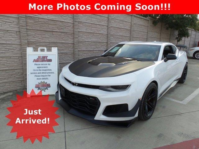 2018 Chevrolet Camaro Vehicle Photo in San Antonio, TX 78209
