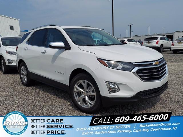 2021 Chevrolet Equinox Vehicle Photo in CAPE MAY COURT HOUSE, NJ 08210-2432