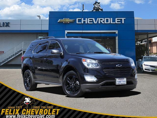 2017 Chevrolet Equinox Vehicle Photo in Los Angeles, CA 90007