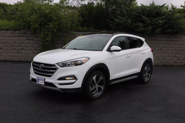 2018 Hyundai Tucson Vehicle Photo in Nashua, NH 03060