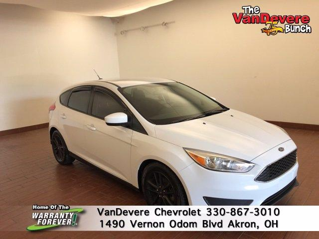 2018 Ford Focus Vehicle Photo in AKRON, OH 44320-4088