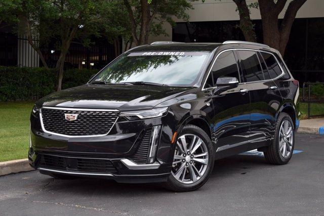 2020 Cadillac XT6 Vehicle Photo in Dallas, TX 75209
