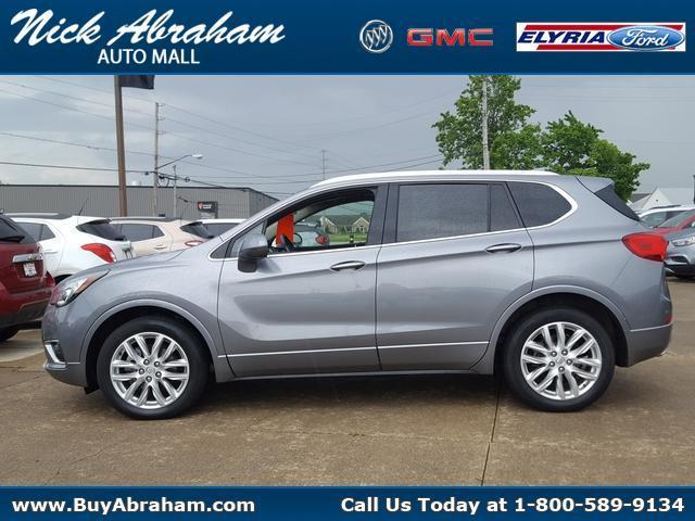 2019 Buick Envision Vehicle Photo in ELYRIA, OH 44035-6349
