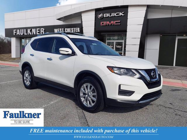 2017 Nissan Rogue Vehicle Photo in WEST CHESTER, PA 19382-4976