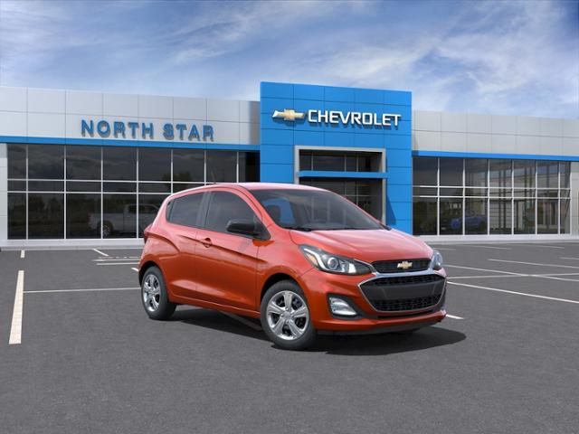 2021 Chevrolet Spark Vehicle Photo in PITTSBURGH, PA 15226-1209
