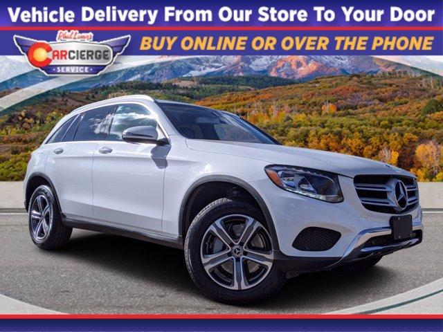 2019 Mercedes-Benz GLC Vehicle Photo in Colorado Springs, CO 80905