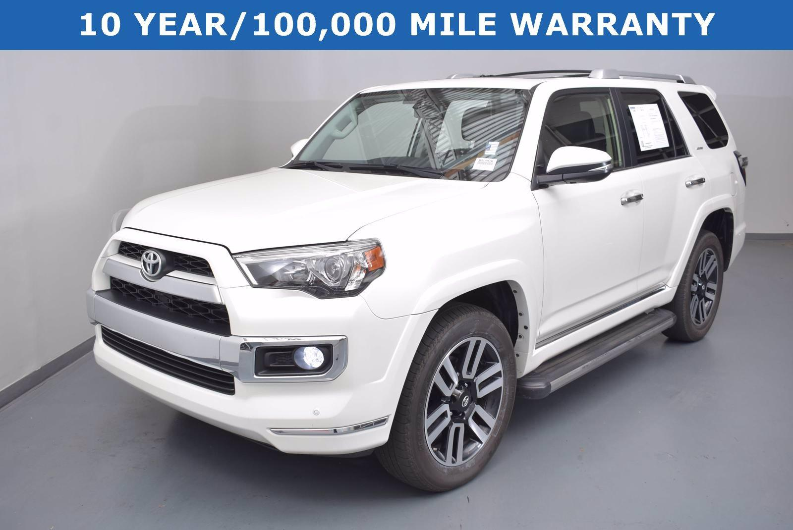2018 Toyota 4Runner Vehicle Photo in Cary, NC 27511