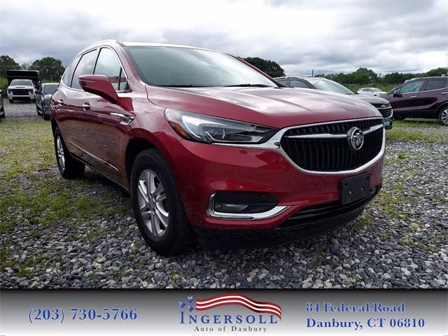 2018 Buick Enclave Vehicle Photo in DANBURY, CT 06810-5034