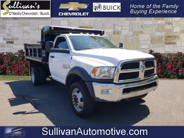 2018 Ram 5500 Chassis Cab Vehicle Photo in AVON, CT 06001-3717