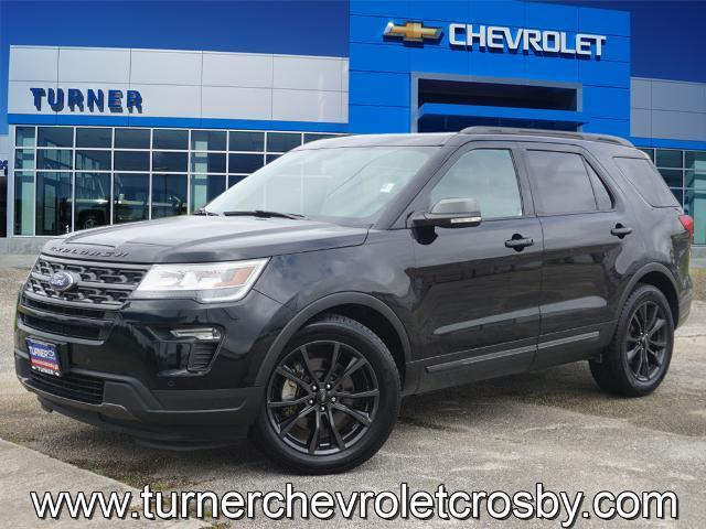 2018 Ford Explorer Vehicle Photo in CROSBY, TX 77532-9157