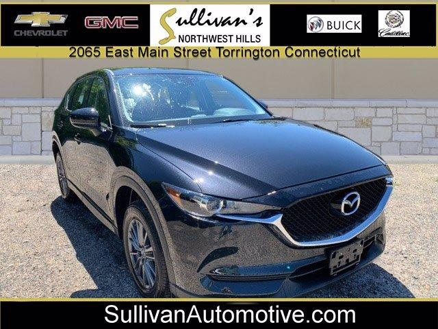 2019 Mazda CX-5 Vehicle Photo in TORRINGTON, CT 06790-3111