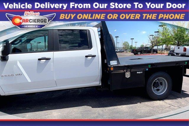 2021 Chevrolet Silverado 3500HD CC Vehicle Photo in Colorado Springs, CO 80905