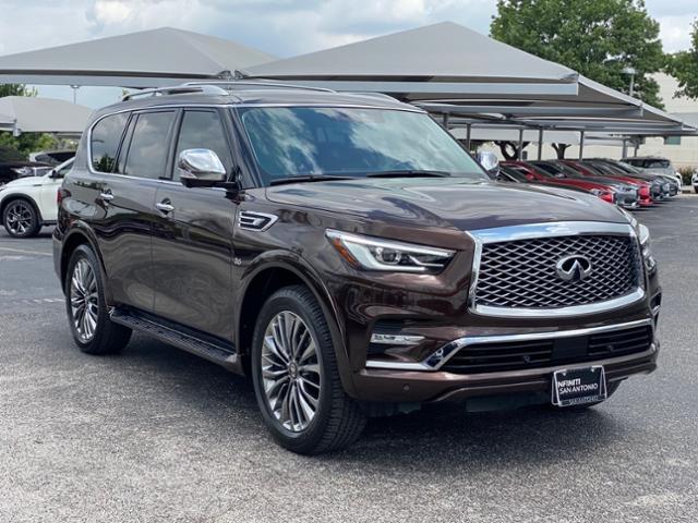 2019 INFINITI QX80 Vehicle Photo in San Antonio, TX 78230