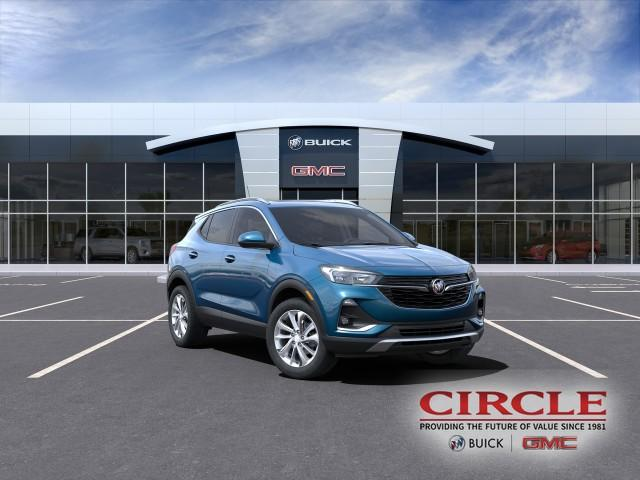 2021 Buick Encore GX Vehicle Photo in HIGHLAND, IN 46322-2603