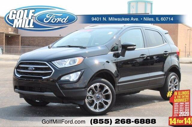 2020 Ford EcoSport Vehicle Photo in Plainfield, IL 60586