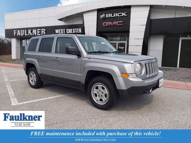 2014 Jeep Patriot Vehicle Photo in WEST CHESTER, PA 19382-4976