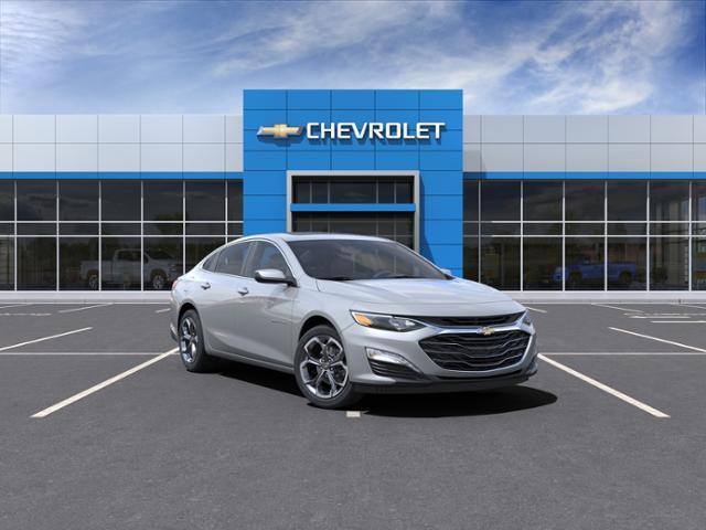 2021 Chevrolet Malibu Vehicle Photo in Terryville, CT 06786