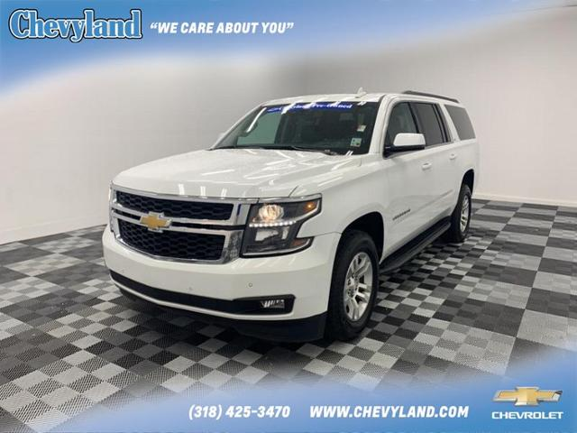 2017 Chevrolet Suburban Vehicle Photo in Shreveport, LA 71105