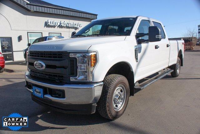 2019 Ford Super Duty F-250 SRW Vehicle Photo in Miles City, MT 59301-5791