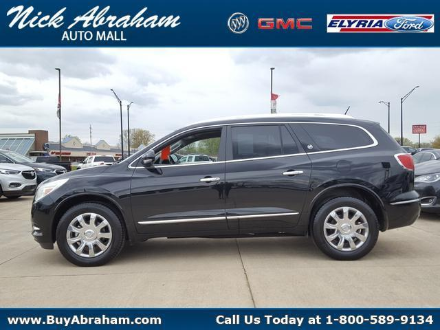 2017 Buick Enclave Vehicle Photo in ELYRIA, OH 44035-6349