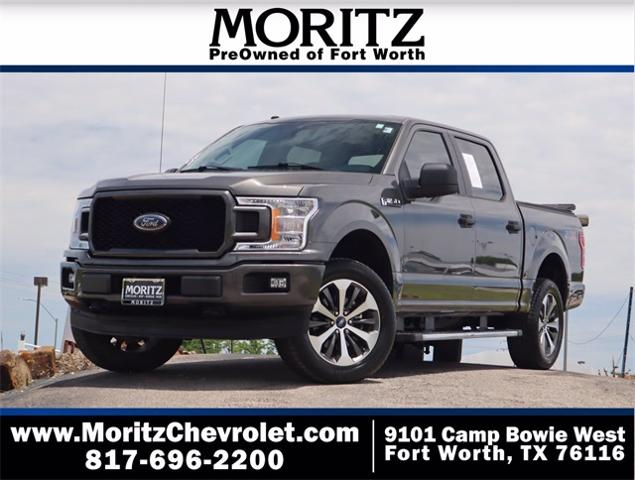 2019 Ford F-150 Vehicle Photo in Fort Worth, TX 76116