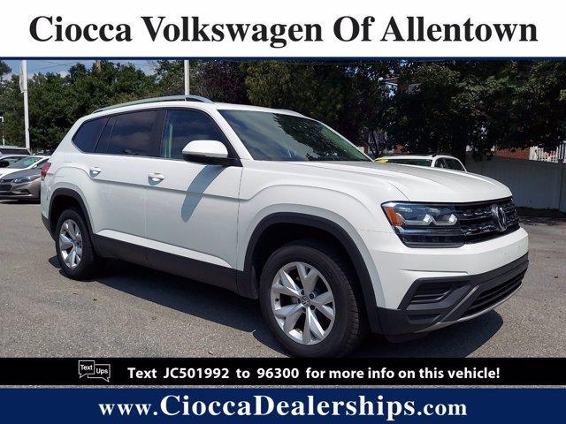 2018 Volkswagen Atlas Vehicle Photo in Allentown, PA 18103