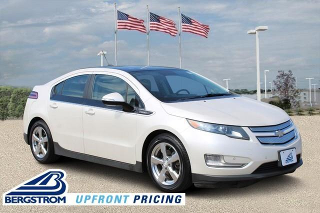 2012 Chevrolet Volt Vehicle Photo in Madison, WI 53713