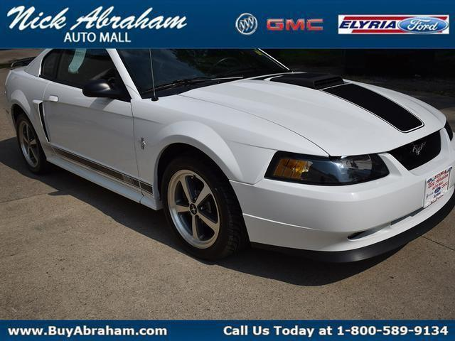 2003 Ford Mustang Vehicle Photo in ELYRIA, OH 44035-6349