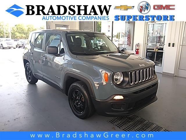 2017 Jeep Renegade Vehicle Photo in Greer, SC 29651