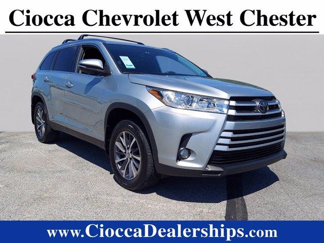 2019 Toyota Highlander Vehicle Photo in West Chester, PA 19382