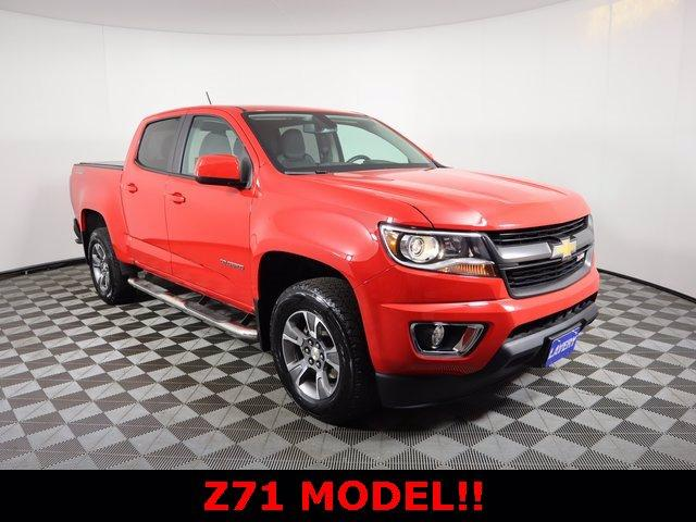 2018 Chevrolet Colorado Vehicle Photo in ALLIANCE, OH 44601-4622