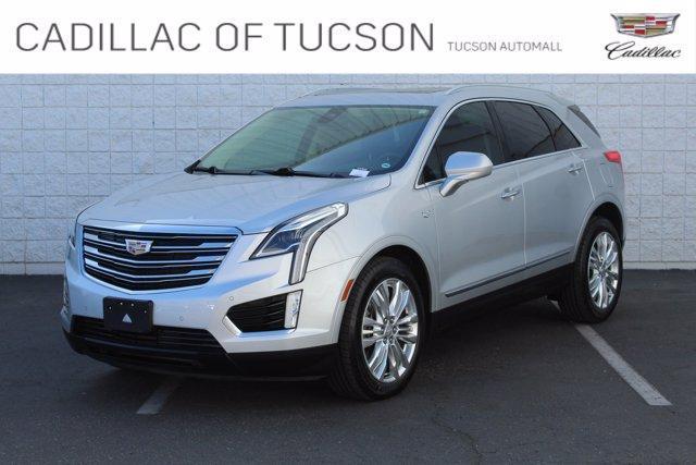 2018 Cadillac XT5 Vehicle Photo in Tucson, AZ 85705