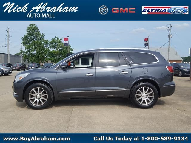 2014 Buick Enclave Vehicle Photo in ELYRIA, OH 44035-6349