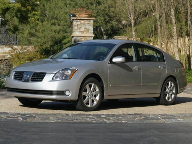 Used 2004 Nissan Maxima 3.5 SE