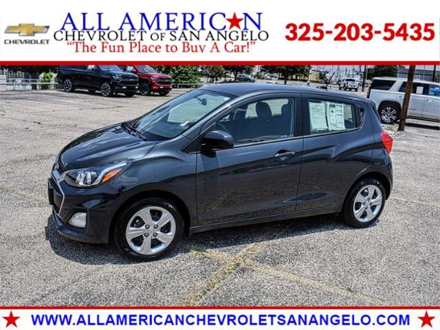 2020 Chevrolet Spark Vehicle Photo in SAN ANGELO, TX 76903-5798
