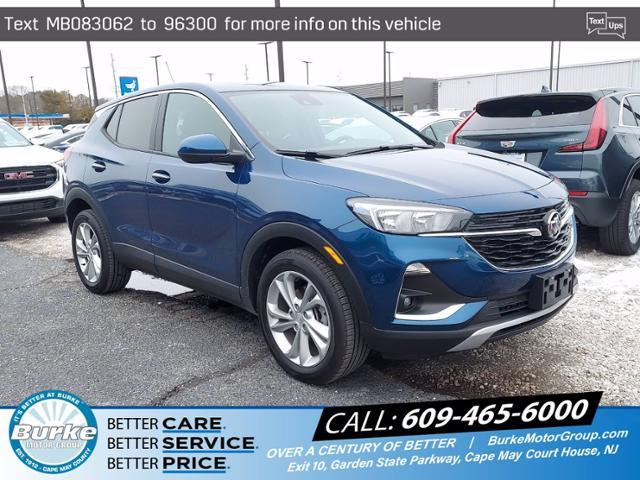 2021 Buick Encore GX Vehicle Photo in CAPE MAY COURT HOUSE, NJ 08210-2432