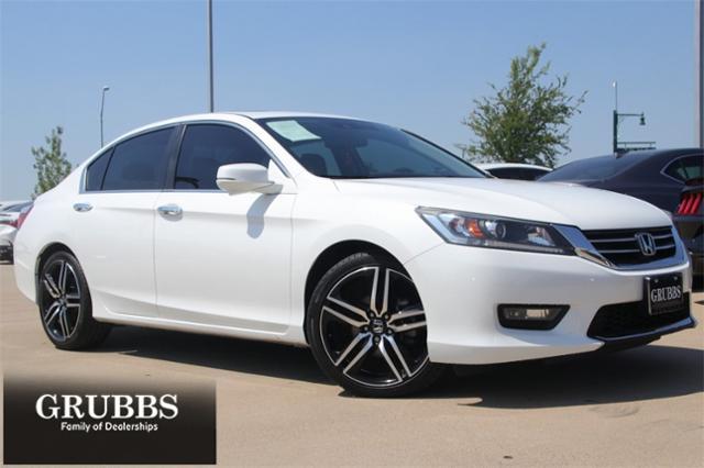 2015 Honda Accord Sedan Vehicle Photo in Grapevine, TX 76051