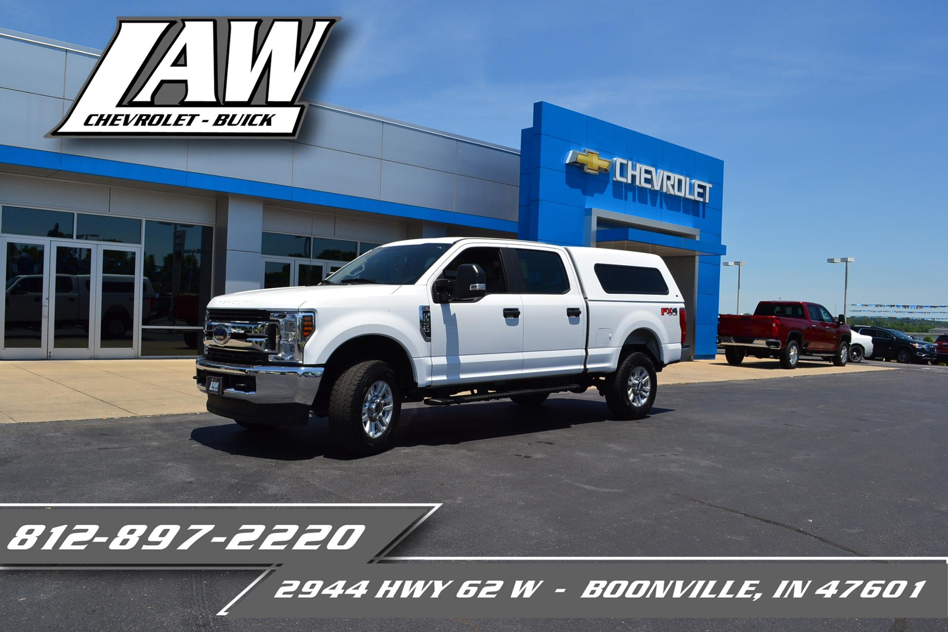2019 Ford Super Duty F-250 SRW Vehicle Photo in Boonville, IN 47601
